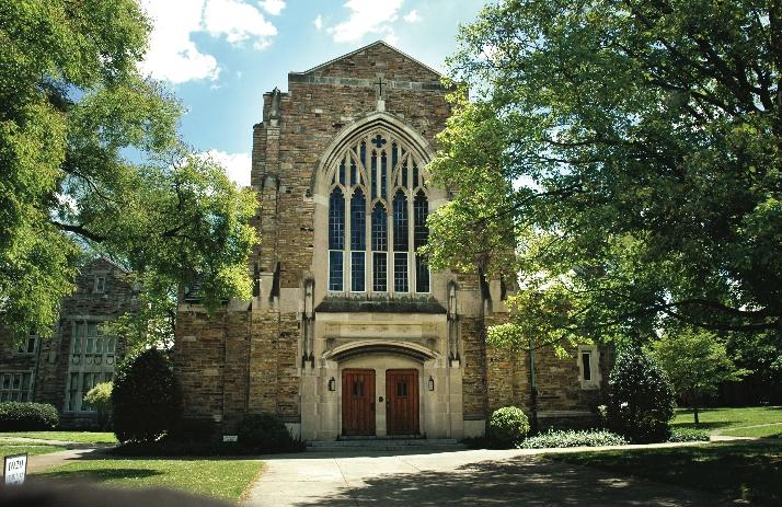 Wightman Chapel