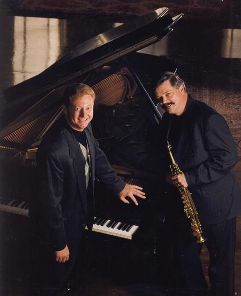 Sax and piano
